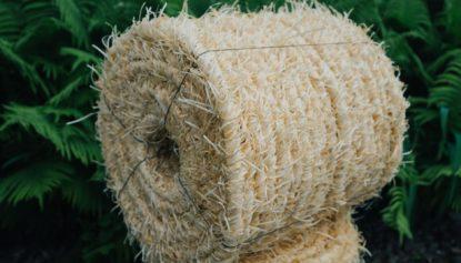 Wood Wool Rope Veseli bobry