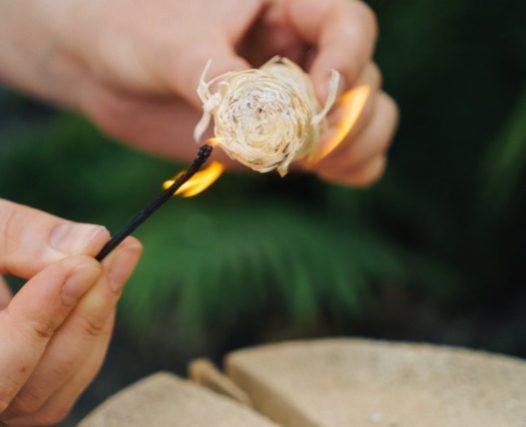 Разжигатель из древесной шерсти купить